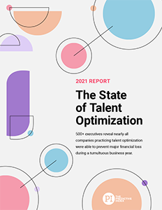The state of talent optimization 2021