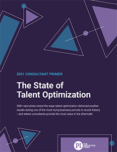 2021 Consultant Primer - The State of Talent Optimization