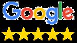 google 5 stars - live fitness