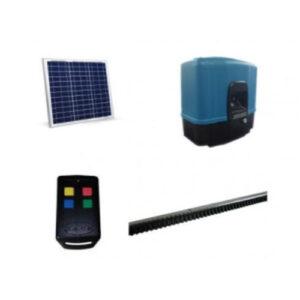 Affordable Power Solution Solar Gate Motor
