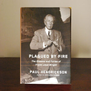 Wright plagued by fire book image