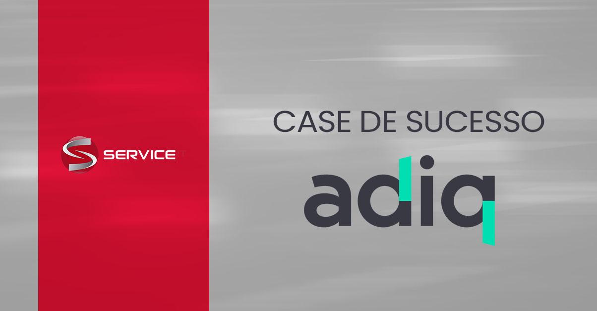Service IT implementa solução de escalabilidade na Adiq em parceria com a Red Hat