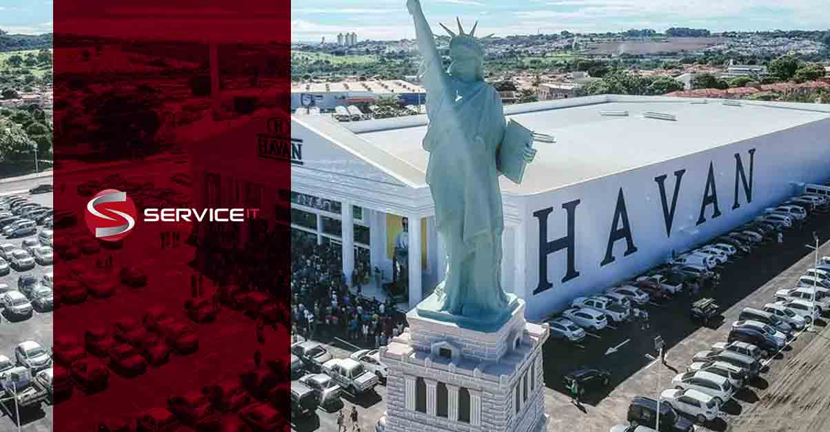 Service IT e Red Hat implementam containers na Havan