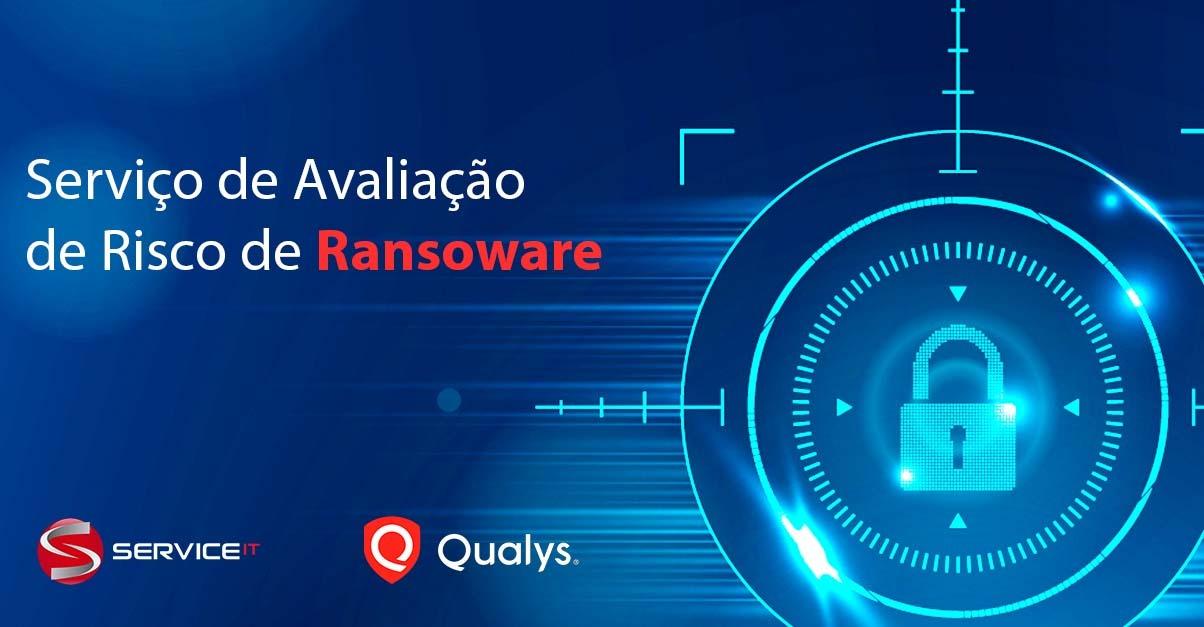 Serviço de Avaliação de Risco de Ransomware