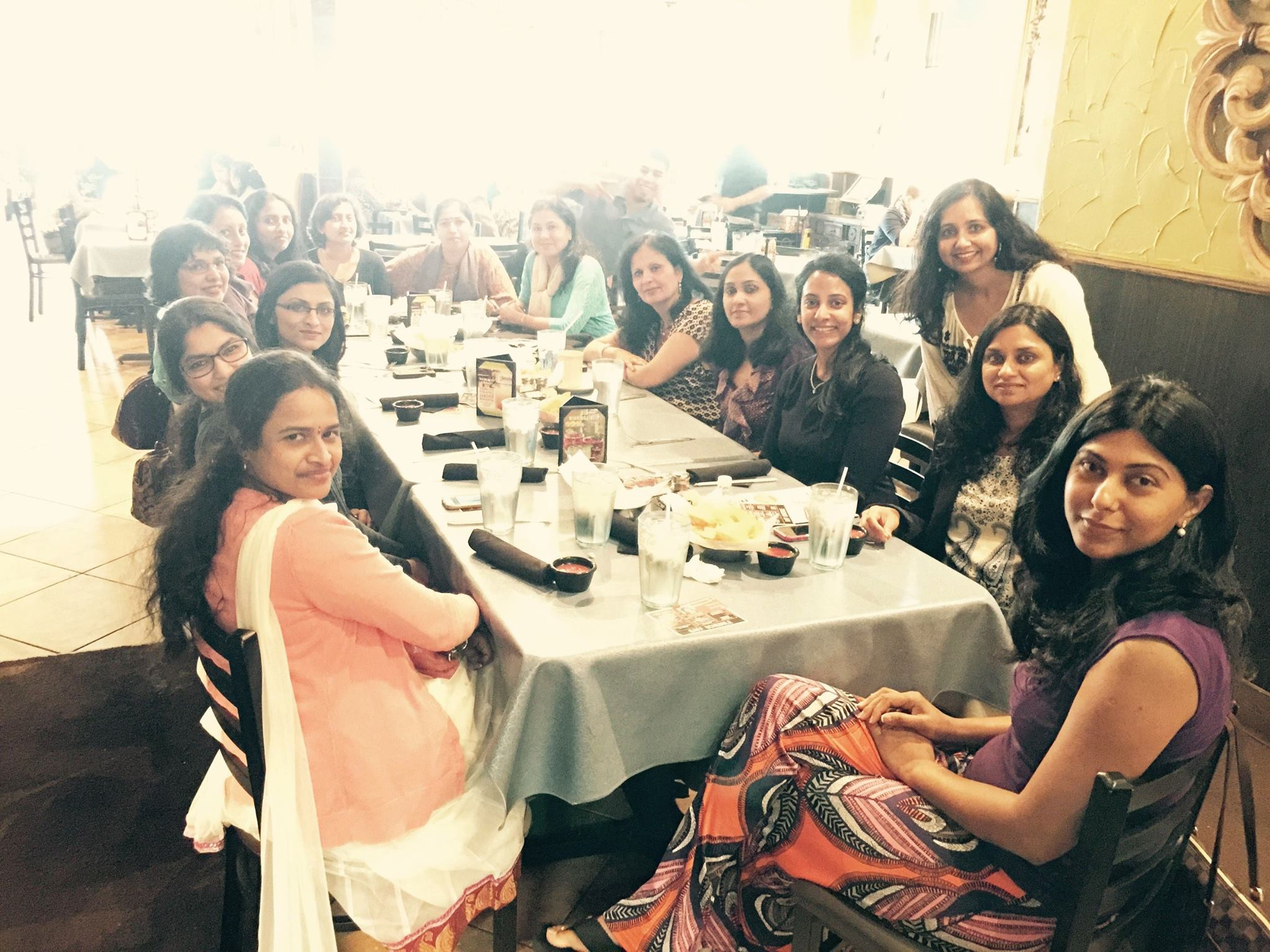 Feb 2015: Network Lunch