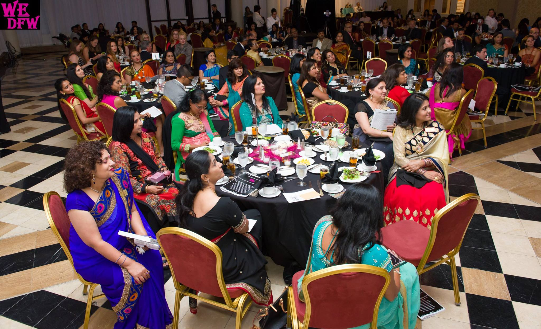 Sep 2015: Dinner Banquet - Member presentations
