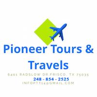 Rehana Arastu: Pioneer Tours & Travels