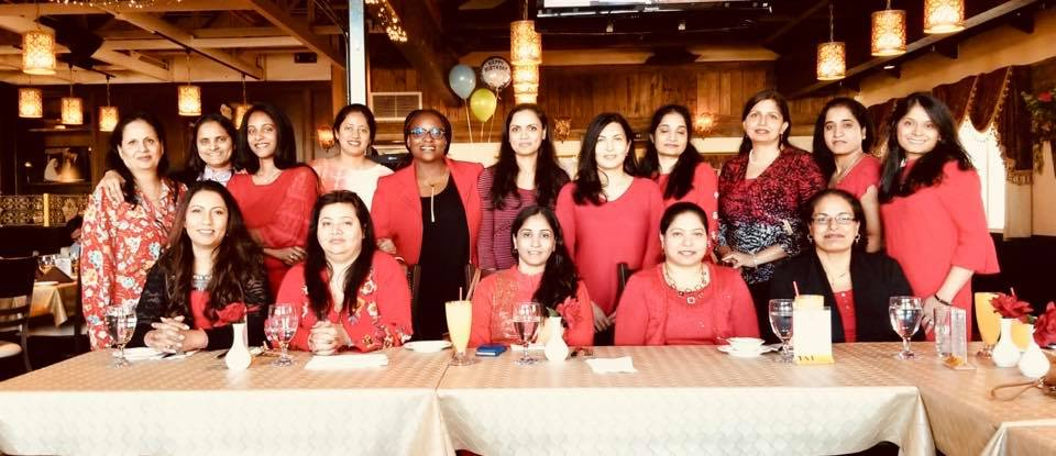 Dec 1 2018 Holiday Luncheon