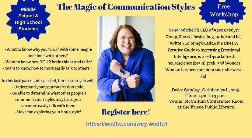 Magic of Communication Styles