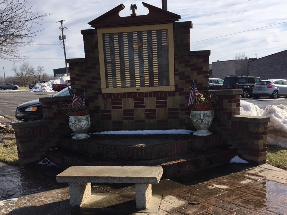 Photo of Veterans Memorial