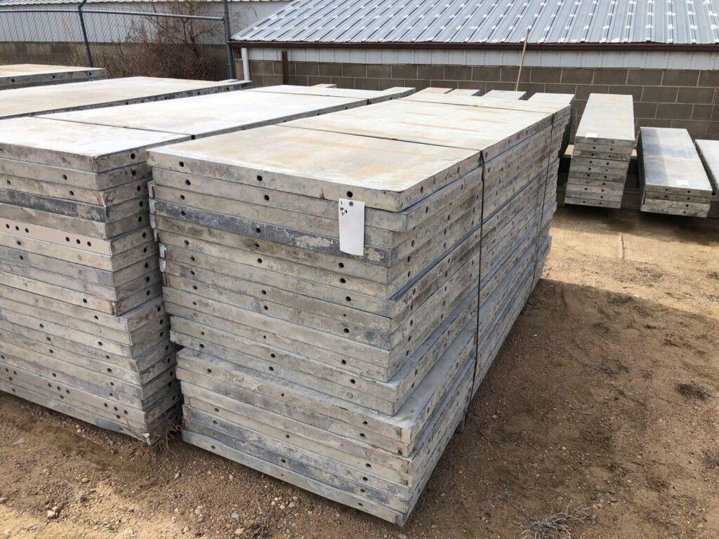 Spring Concrete Equipment Auction