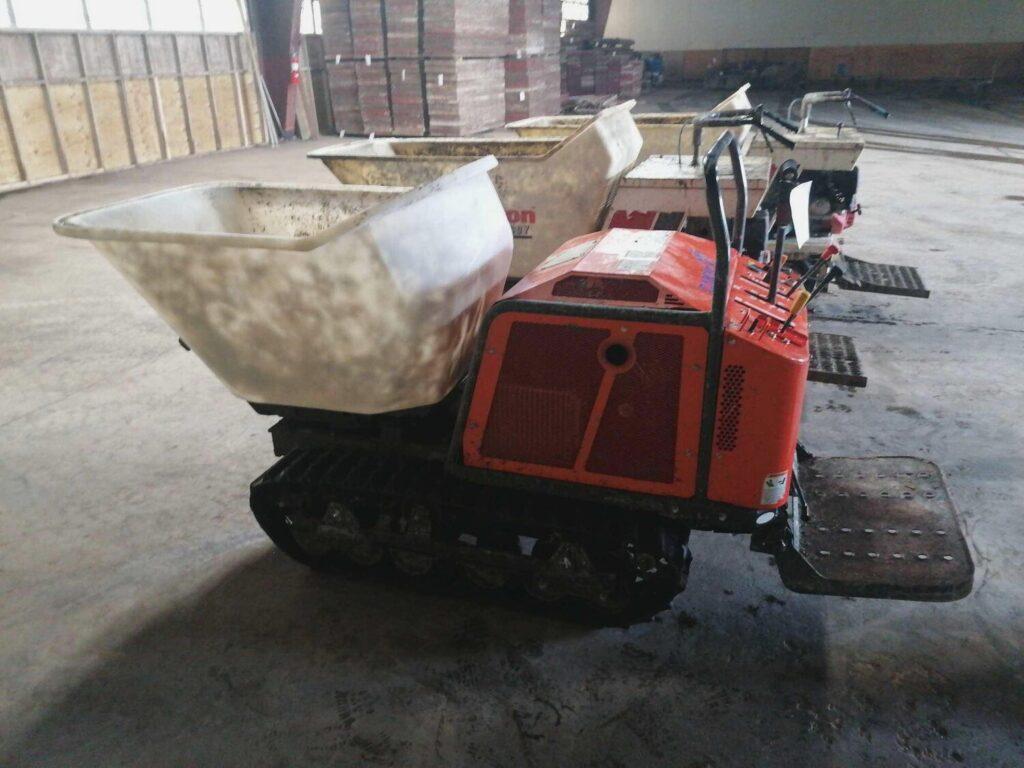 Car-Min Construction Company Retirement Auction