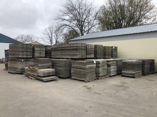 Concrete Equipment Auction