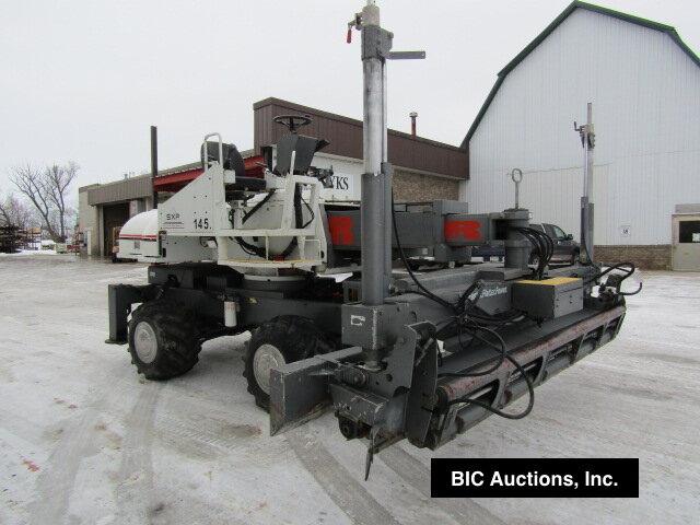 Van Wyks Concrete Construction Equipment Auction