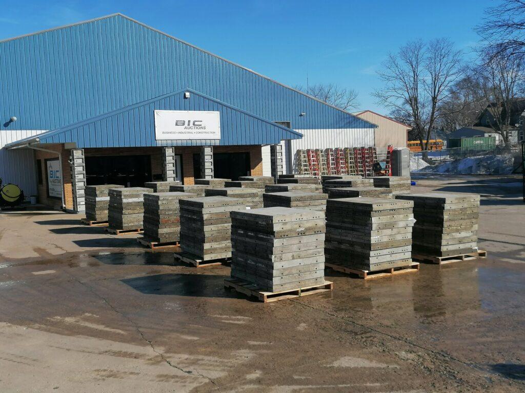 2-Day Concrete Equipment Auction