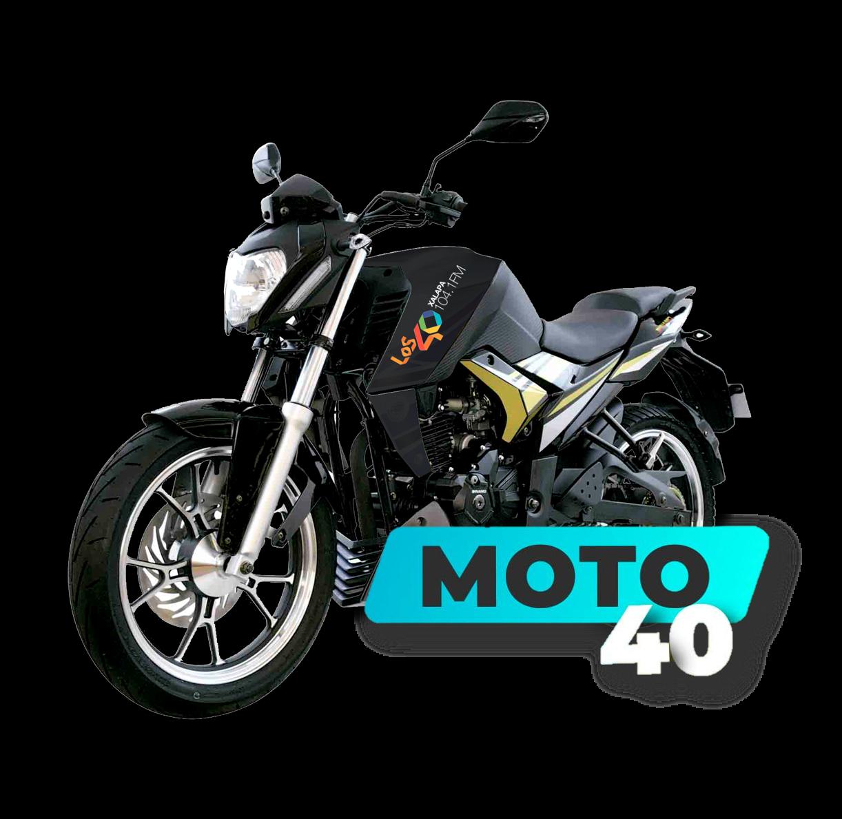 Moto40