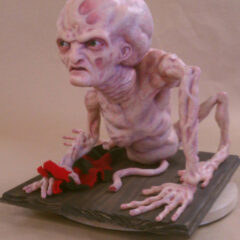 Own a Freddy Krueger Baby Made By An Actual Nightmare on Elm Street Effects Artist