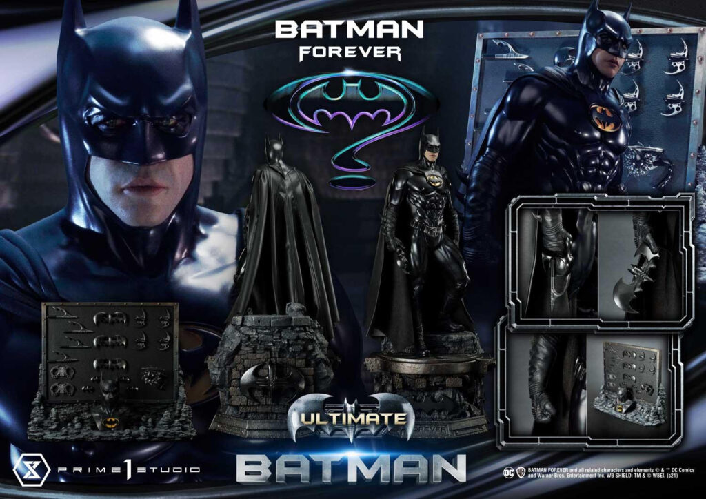 Prime 1 Studio's Ultimate Batman Forever is Forever Amazing