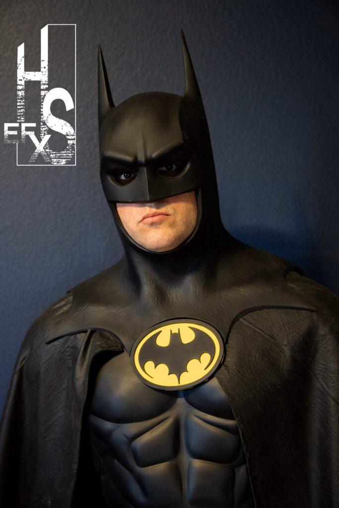 Look Exactly Like Michael Keaton From the New Batman/Flash Movie