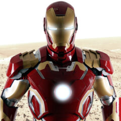 Screen-Accurate Superhero Armor Is Now 100% Real