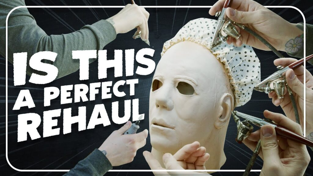 How to Make Cheap Halloween Masks Look Expensive