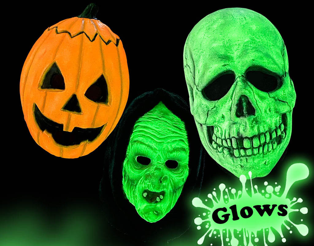These Silver Shamrock Masks Are Creepy As Hell
