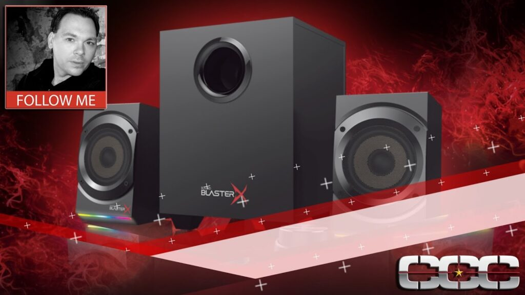 Creative's Sound BlasterX Kratos Could be the God of Speakers