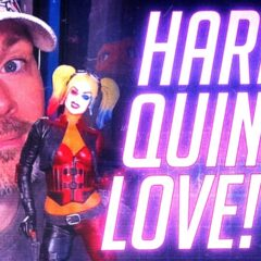 Missing This Harley Quinn Statue Would Be an Injustice