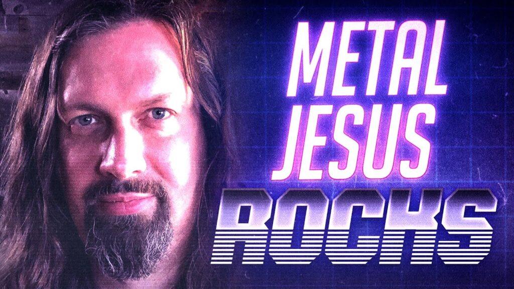 Metal Jesus Rocks Talks Rocking YouTube, Sierra & More