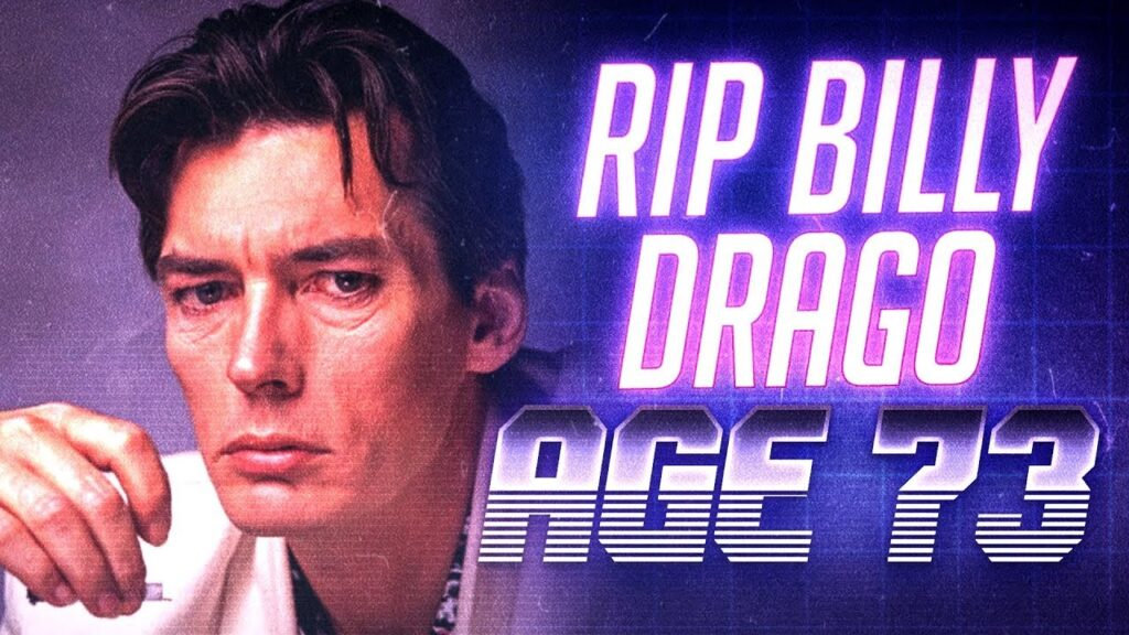 Billy Drago Dies, But His Legacy Lives