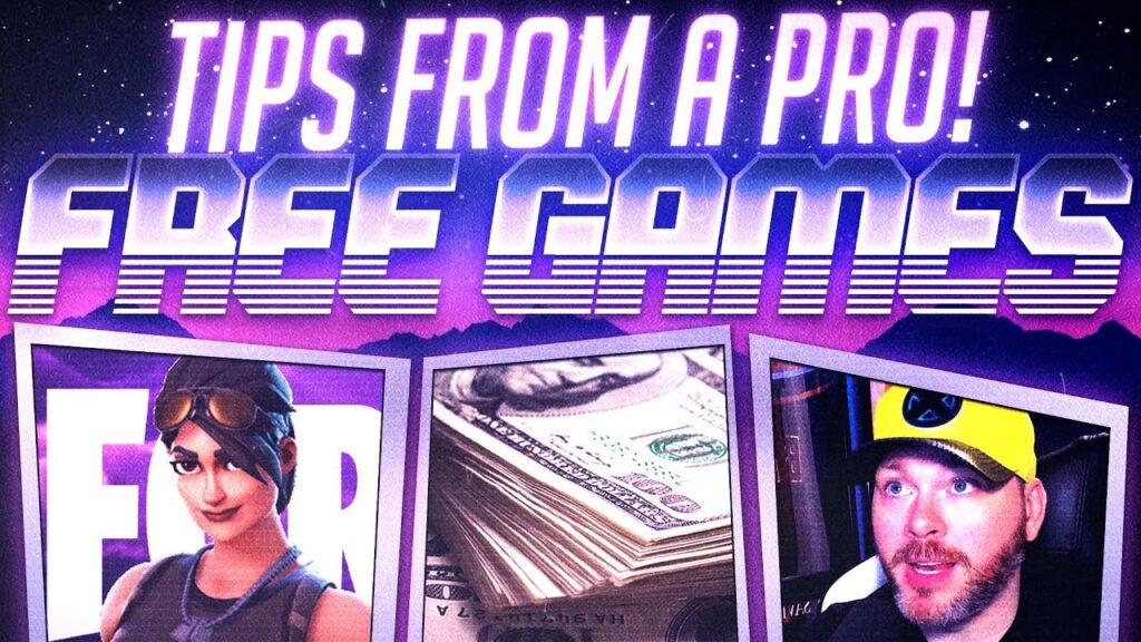 How to Get FREE Video Games (with a Little Hustle)