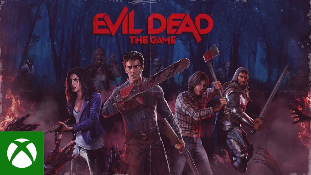 Evil Dead: The Game – Gameplay Overview Trailer