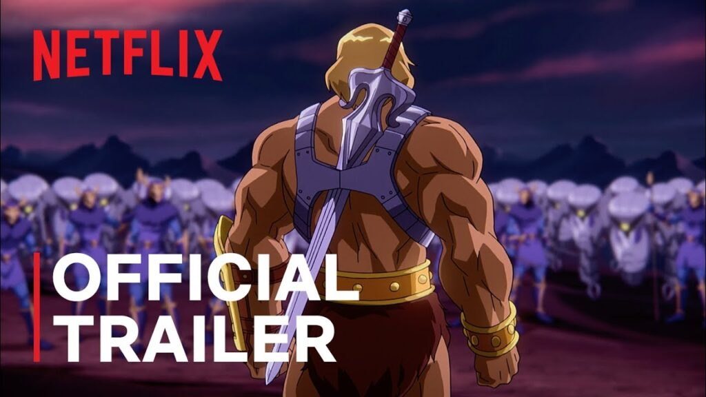 Masters of the Universe: Revelation Part 1 | Official Netflix Trailer