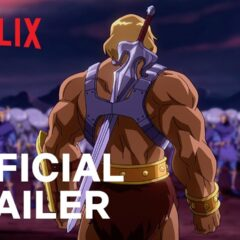 Masters of the Universe: Revelation Part 1   Official Netflix Trailer