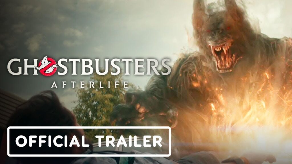 GHOSTBUSTERS: AFTERLIFE – Official Trailer