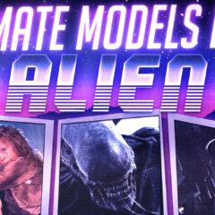 Alien   Ultimate Models Pack