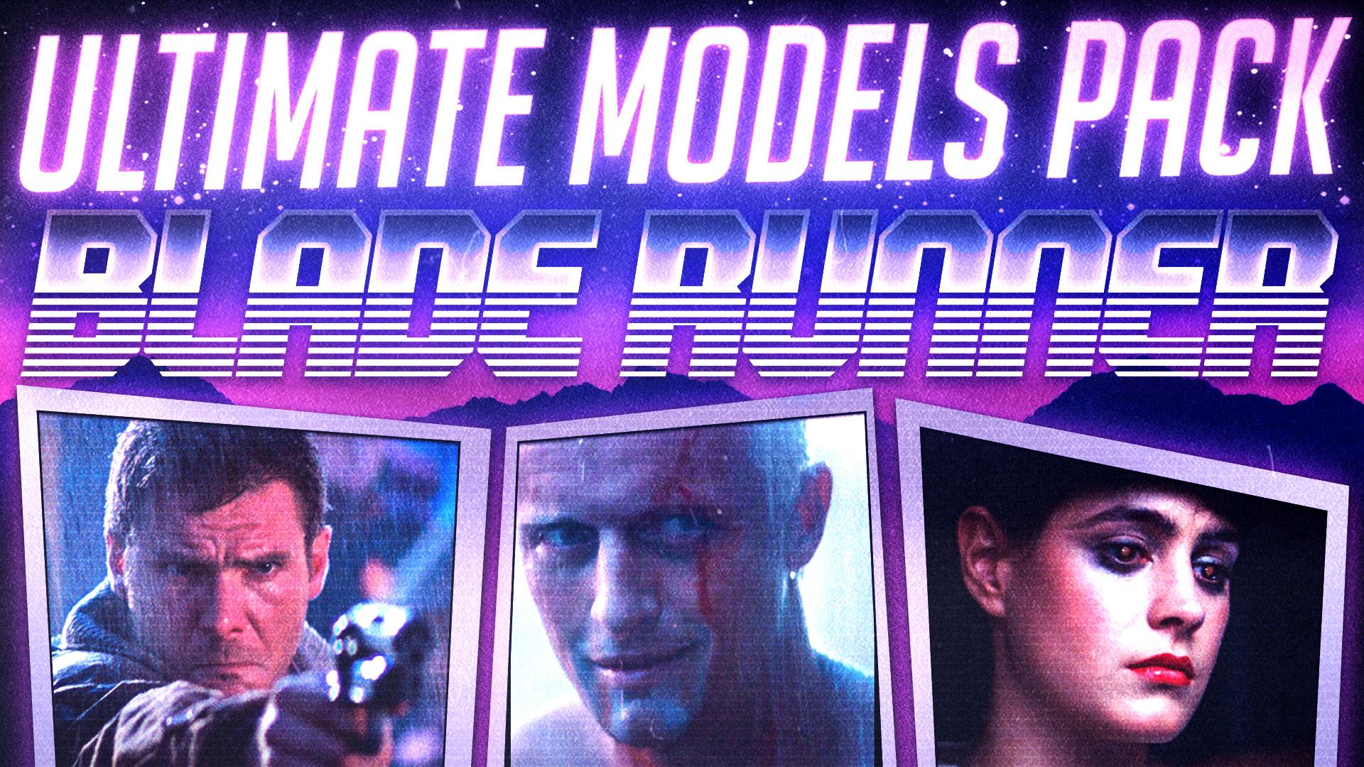 Blade Runner   Ultimate Models Pack