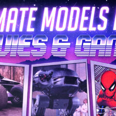Movies and Gaming | Models Pack