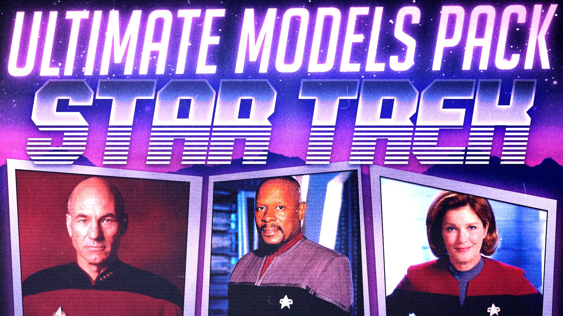 Star Trek   Ultimate Models Pack