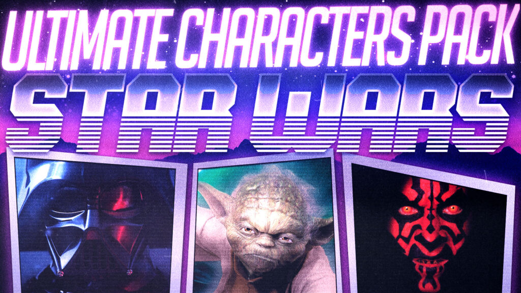 Star Wars   Ultimate Characters Pack