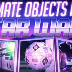 Star Wars | Ultimate Objects Pack