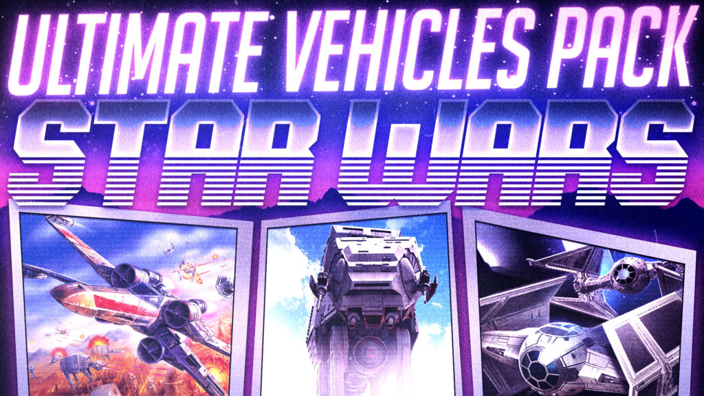 Star Wars   Ultimate Vehicles Pack