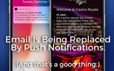 Email Is Being Replaced by Push Notifications. (And that's a good thing.)