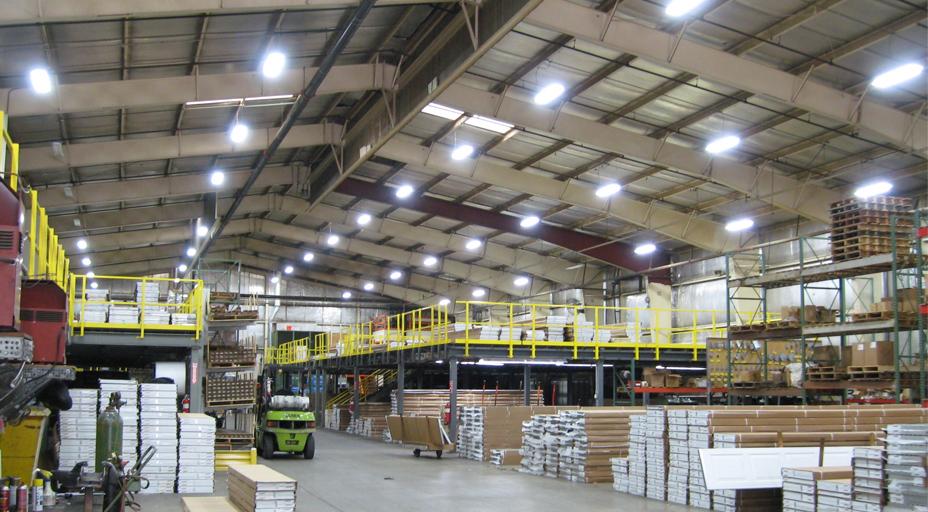 High Bay LED Lighting