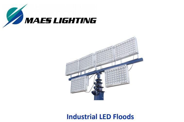 Maes Industrial Grade Flood Lights
