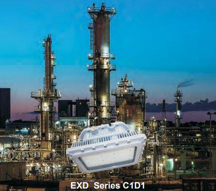 EXD Series C1D1_Hazardous Location LED