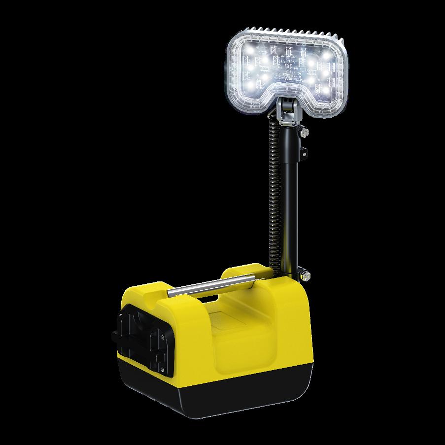 EX MV01 Portable LED