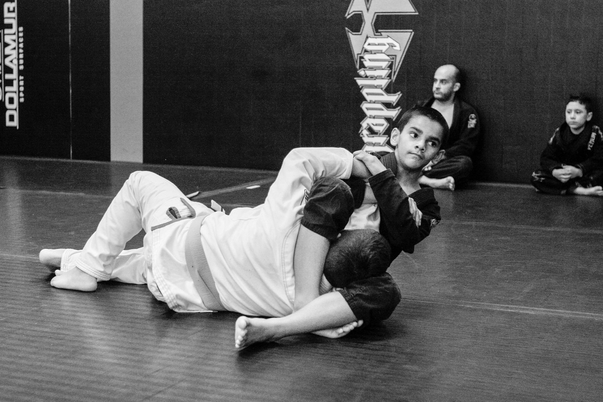 Kid's Jiu-Jitsu classes