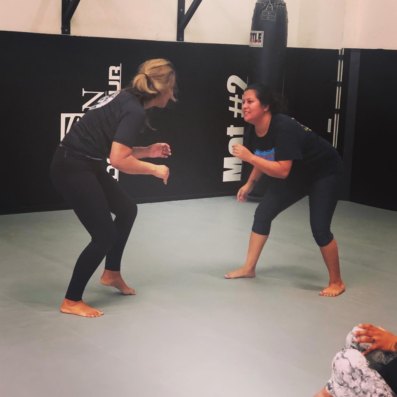 Women's Self Defense in Menifee