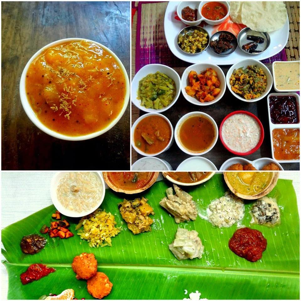 TAMIL NEW YEAR ….MY LUNCH NO.16  ( FESTIVAL MENU )